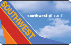 Southwest Airlines Sale+Discount Gift Cards Add Up To Even More Savings